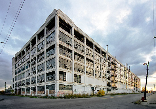 Ruinas de Detroit